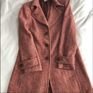 Cabi Wool Trench Coat